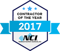 NCI Contractor of the Year 2017